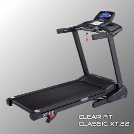 Беговая дорожка CLEAR FIT CLASSIC XT.22