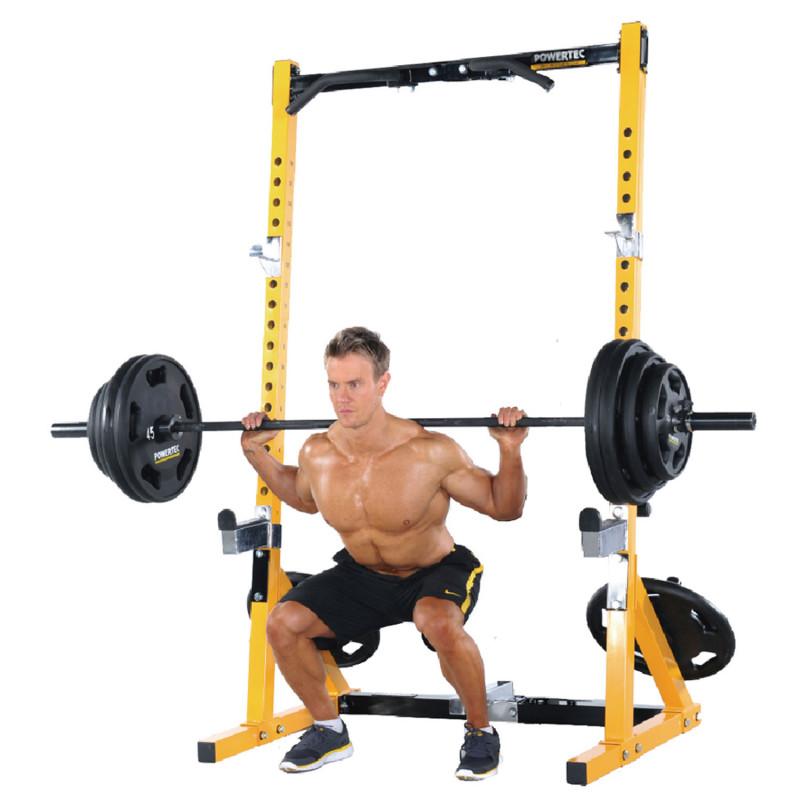 Стойка силовая Powertec Half Rack WB-HR14