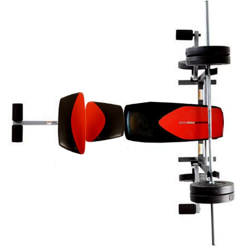 Силовая скамья со стойками WEIDER PRO 256