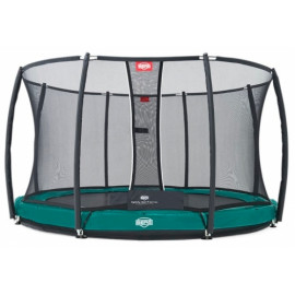 Батут Berg Elite Inrgound Safety Net T-series 430