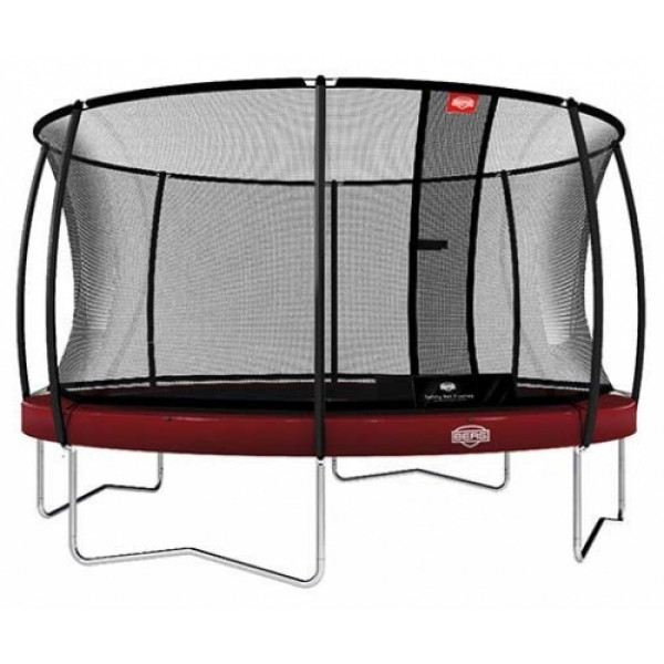Батут Berg Elite Tattoo Safety Net T-series 430