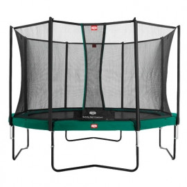 Батут Berg Favorit Tattoo Safety Net Comfort 430