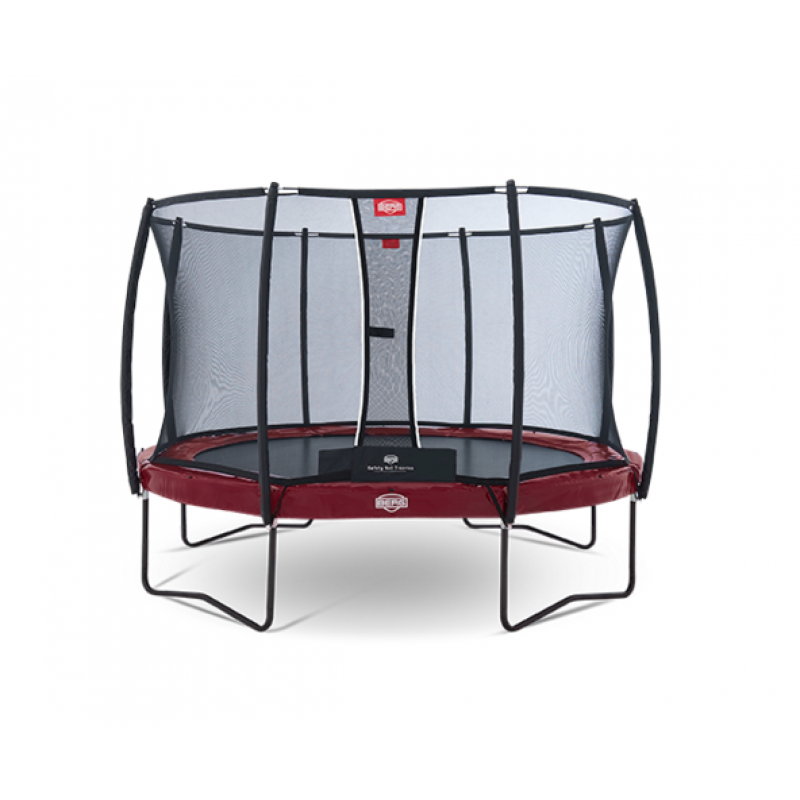 Батут Berg Elite Safety Net T-Series 380 (красный)