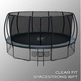 Батут Clear Fit SpaceStrong 16ft