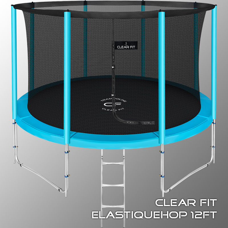 Батут Clear Fit ElastiqueHop 12Ft