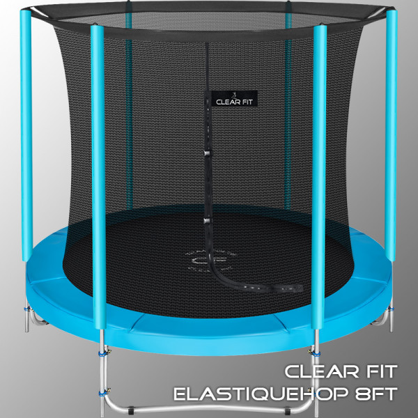 Батут Clear Fit ElastiqueHop 8Ft