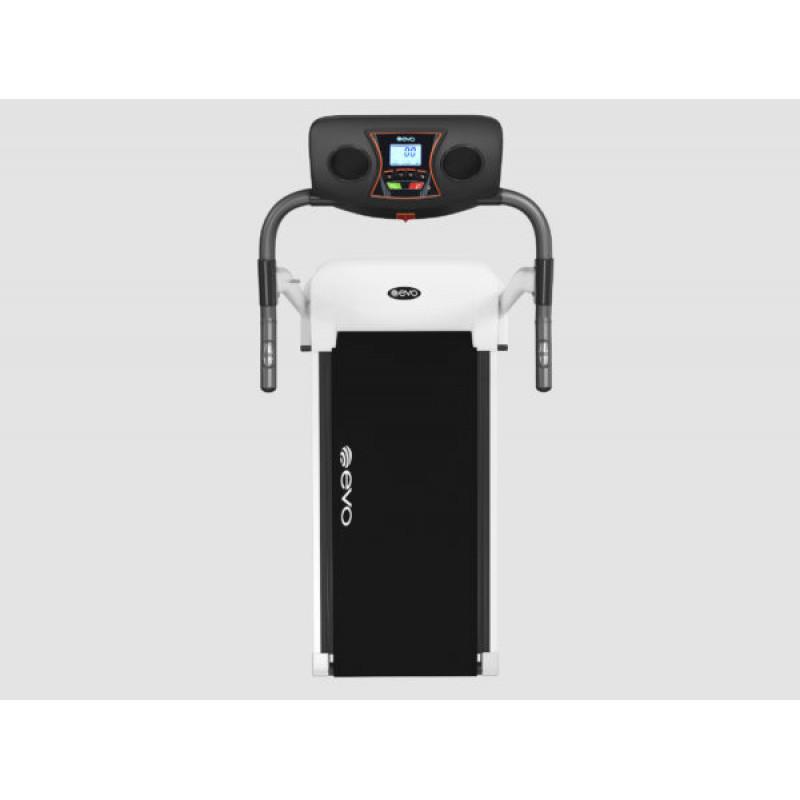 Беговая дорожка EVO FITNESS Integra (black) электрическая для дома