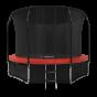 Батут Eclipse с защитной сеткой Space Blue/Red 14FT