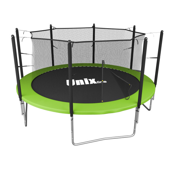 Батут UNIX line Simple 10 ft Green (inside)